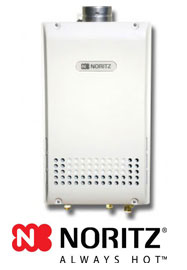 Continuous water heater